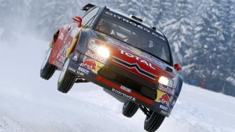 Wrc citroen c4 2010 wallpaper