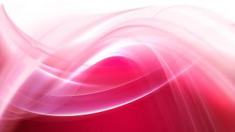 Abstract futuristic pink 3d wallpaper