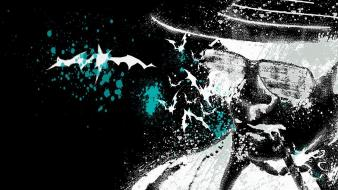 Artwork hunter s. thompson wallpaper