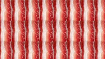 Bacon tileable wallpaper