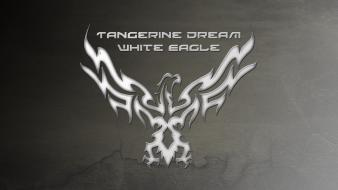 Band tangerine dream white eagle electronic music wallpaper