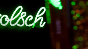 Beers holland the netherlands sign neon brand grolsch wallpaper