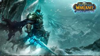 Blizzard entertainment lich king the warcraft world of wallpaper