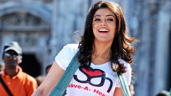 Bollywood actress kajal agarwal Wallpaper