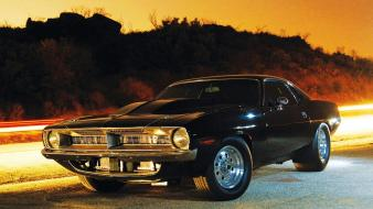 Cars 1970 plymouth cuda wallpaper