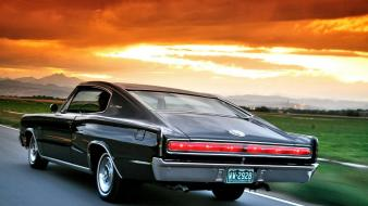 Cars dodge charger 1966 wallpaper