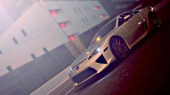 Cars lexus lf-a lfa wallpaper