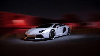 Cars supercars lamborghini aventador wallpaper