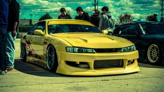Cars tuning nissan s15 wallpaper