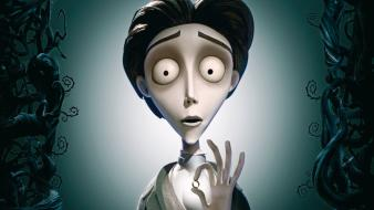Cartoons corpse bride boys wallpaper