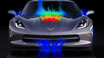 Chevrolet corvette stingray 2014 c7 wallpaper