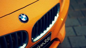 Close-up bmw cars vehicles z4 wallpaper