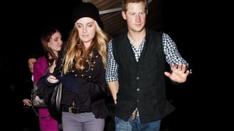 Cressida bonas and prince harry wallpaper