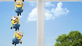 Despicable me 2 animation funny minions wallpaper
