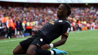 Didier drogba galatasaray soccer wallpaper