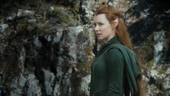 Evangeline lilly tauriel the hobbit: desolation of smaug wallpaper