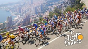 French cycling races tour de france cycles wallpaper