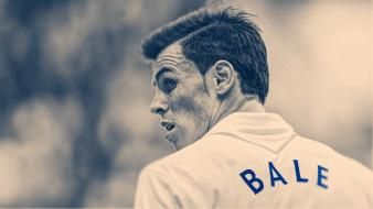 Gareth bale hdr photography tottenham football star wallpaper