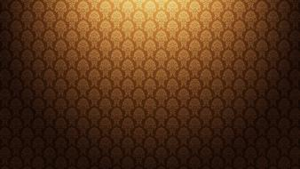 Gold vintage background wallpaper