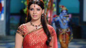 Indian krishna samantha ruth prabhu south wallpaper