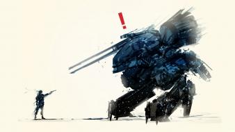 Konami metal gear rex solid snake duel wallpaper