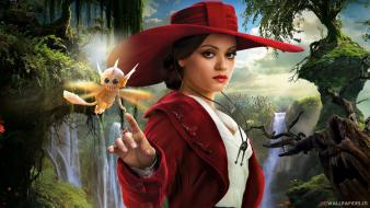 Kunis movies oz: the great and powerful wallpaper