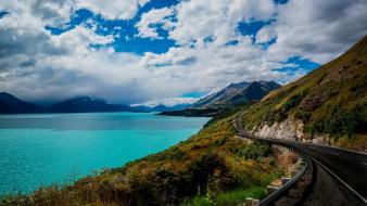 Landscapes new zealand wallpaper