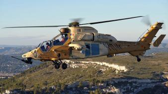 Military helicopters tigre french eurocopter wallpaper