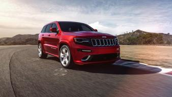 Motion grand cherokee jeep 2014 srt wallpaper