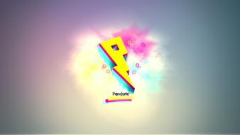 Multicolor gradient simple colors pandoric background wallpaper