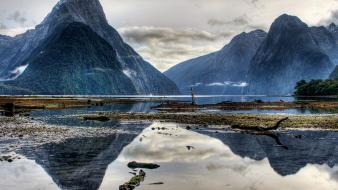 National geographic new zealand milford sound wallpaper