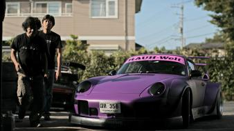 Rwb cars drift maximum speed tuning wallpaper
