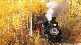 Scenic new mexico steam locomotives wallpaper