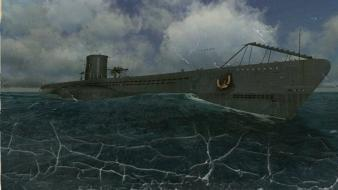Ships u-boat old ship wallpaper