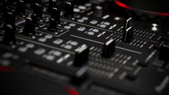 Sound controller audio mixer wallpaper