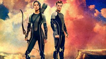 The hunger games catching fire 2013 wallpaper