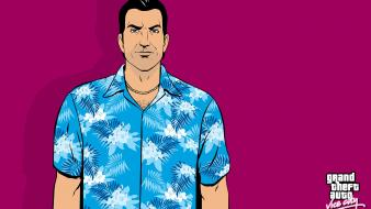 Tommy rockstar games vice city anniversary gta wallpaper