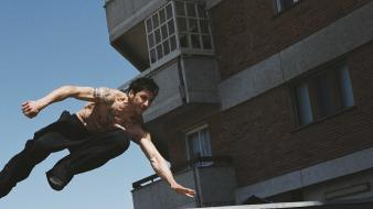 2006 speed free running david belle 13 wallpaper