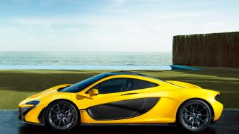2014 mclaren p1 supercar supercars Wallpaper