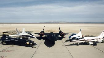 Aircraft nasa blackbird sr-71 fleet usaf wallpaper