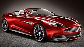 Aston martin vanquish luxury sport car cars engines wallpaper