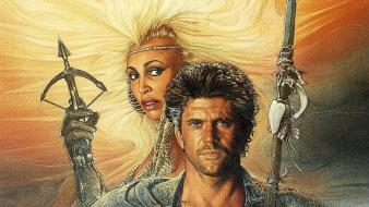 Beyond thunderdome mel gibson tina turner film wallpaper