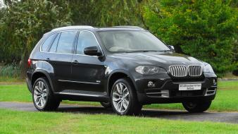Bmw cars vehicles x5 front angle view wallpaper