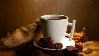 Brown coffee Wallpaper
