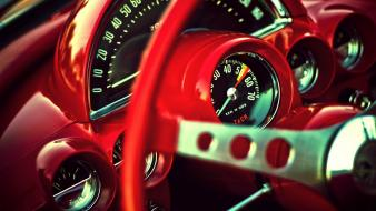Cars dashboards speedometer wallpaper