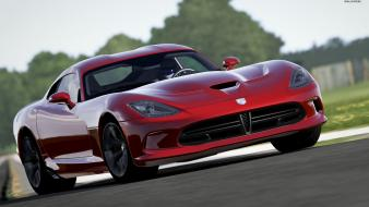 Cars dodge viper forza motorsport 4 wallpaper