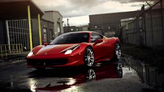 Cars ferrari 458 italia wallpaper