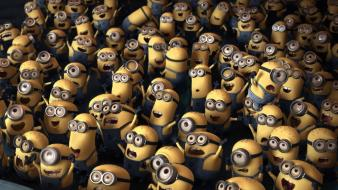 Cartoons movies cgi despicable me artwork minions wallpaper