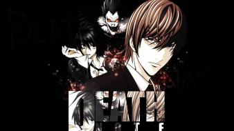 Death note aninme wallpaper