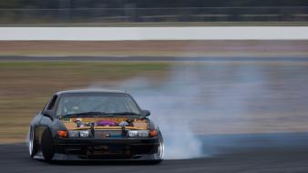 Drifting tuned jdm japanese domestic market drift wallpaper